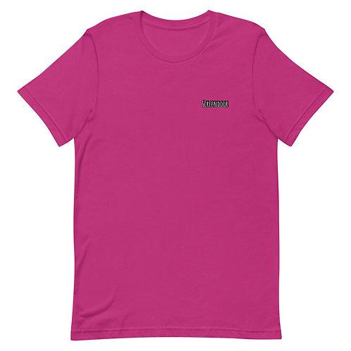 """IANxSOLO """"Screen Door"""" Album cover Short-Sleeve Unisex T-Shirt"""
