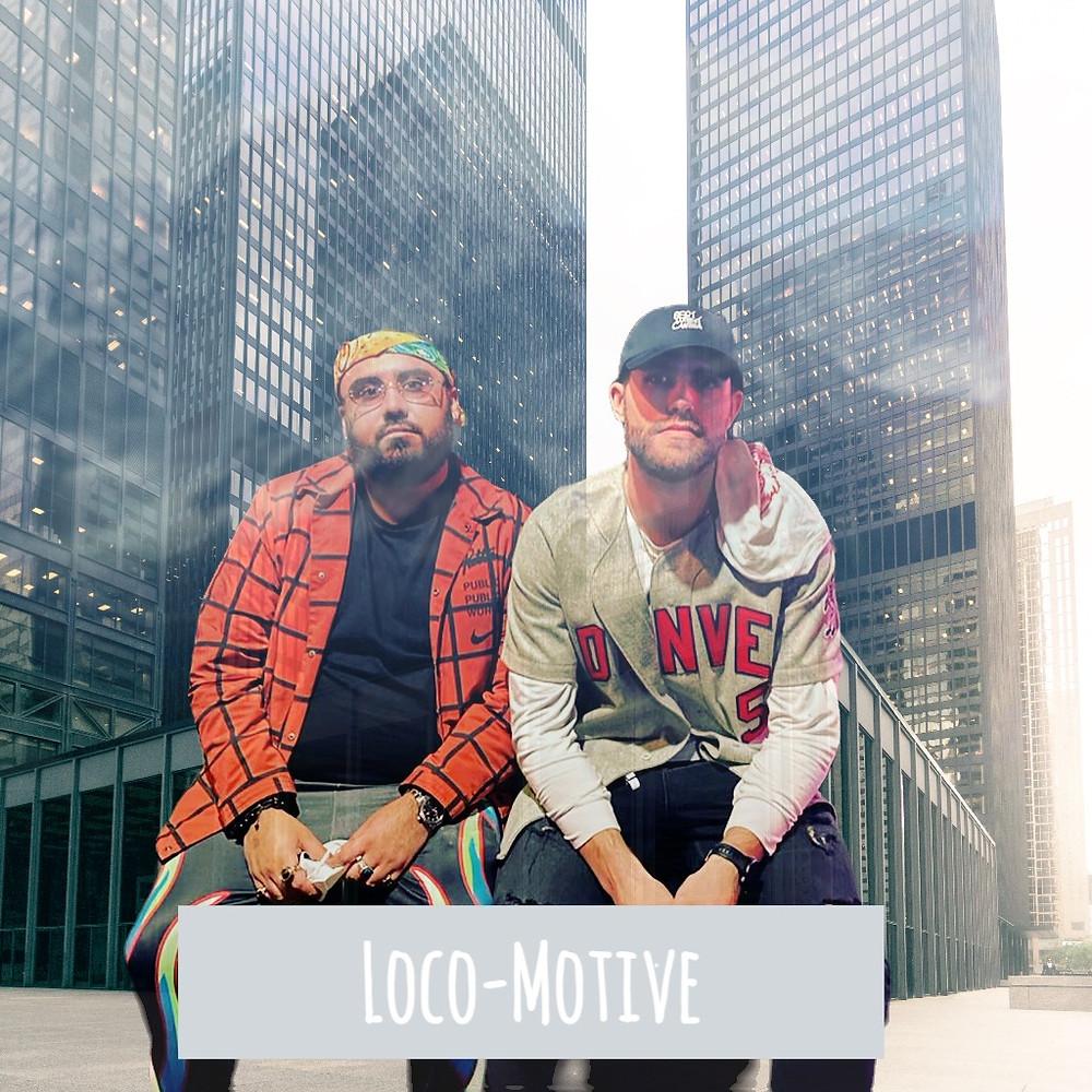 Denver Rappers Loco-Motive
