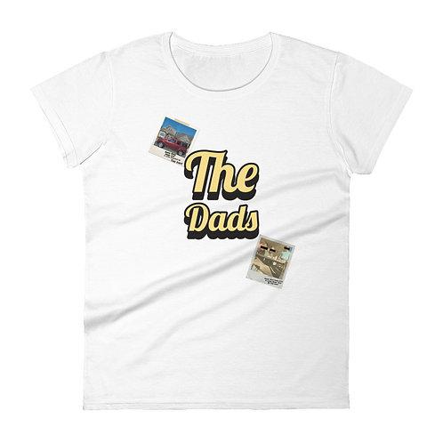 The Dads Polaroids Women's short sleeve t-shirt