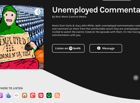 A September Catch Up On Unemployed Commentators