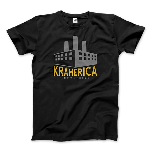 Kramerica Industries, Cosmo Kramer Seinfeld T-Shirt