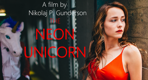 The neon Unicorn starring Megan Elisabeth Kelly