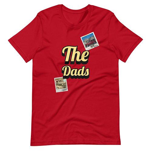 The Dads Polaroids Short-Sleeve Unisex T-Shirt