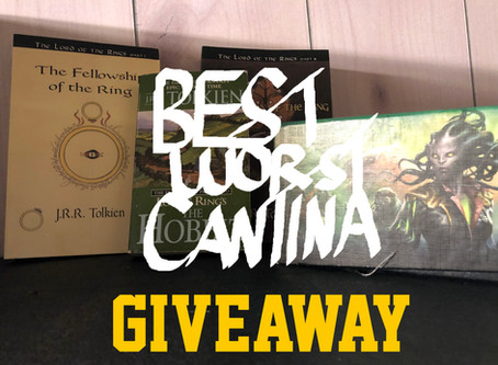 COLLECTORS! WIN MAGIC THE GATHERING DECK AND LORD OF THE RINGS BOOKS! GIVEAWAY ON INSTAGRAM