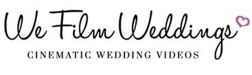 We Film Weddings
