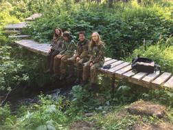 Волонтерство и ответственный туризм в Печоро-Илычском заповеднике