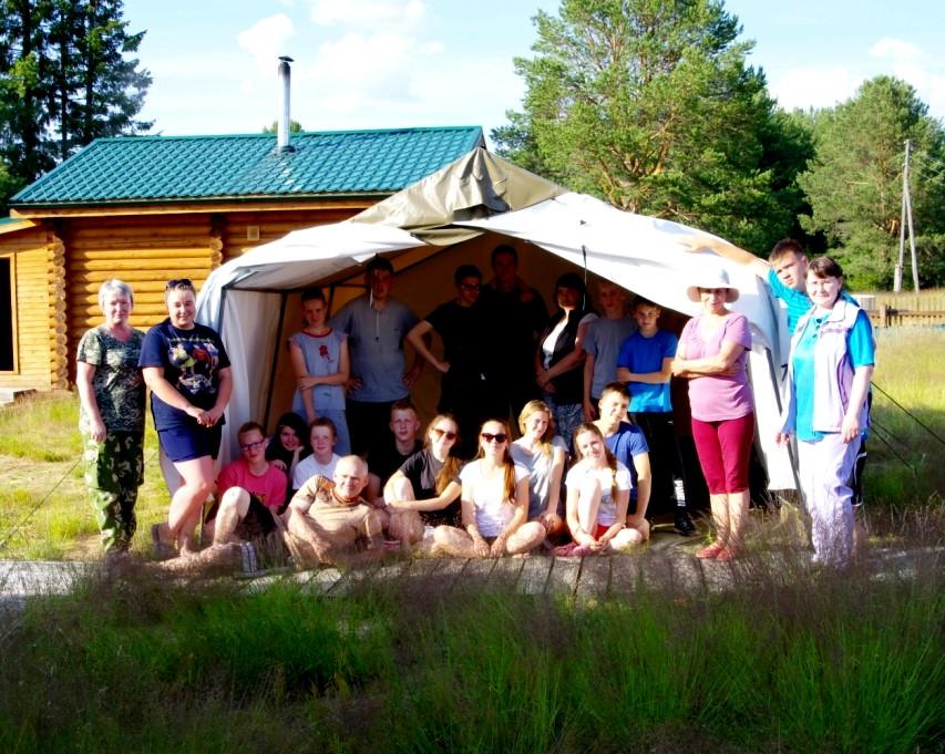 Завершение работы лагеря