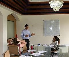 Modern Standard Arabic classoom -Advanced