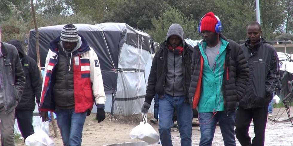 مبادرات دعم المهاجرين خلال فترة الوباء