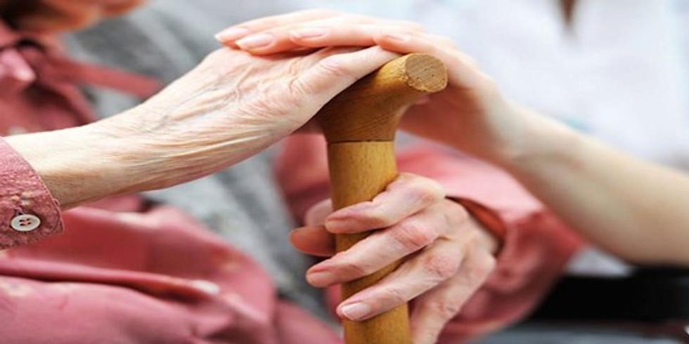 تمكين المسنين في مناحي التنمية