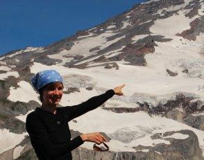 Dr. Stephanie Kuster, Paleontologist
