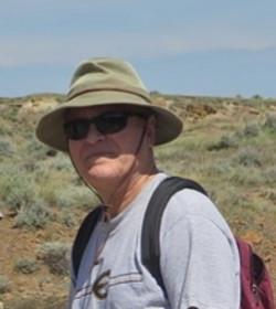 Dr. Michael Morales, Field Paleontologist