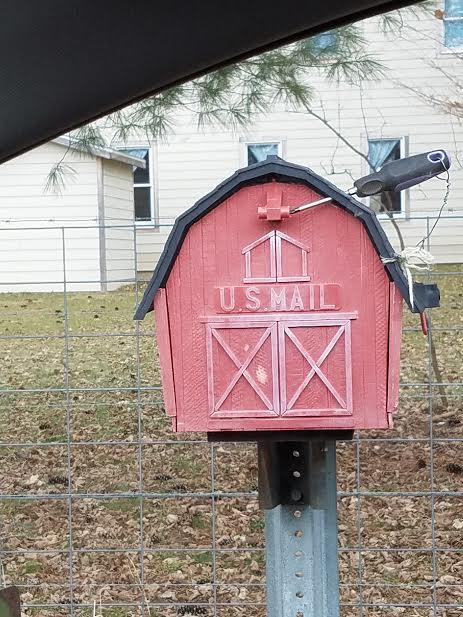 Mailbox Repair!