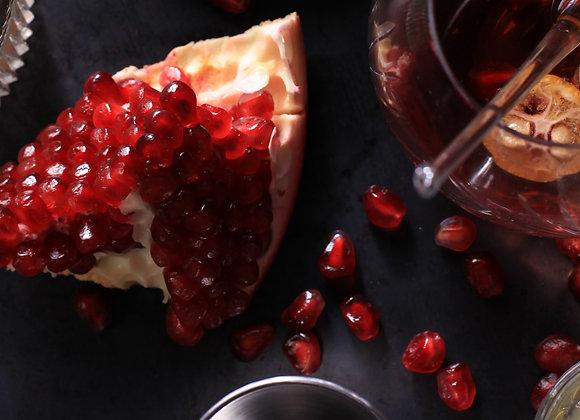 Dark Pomegranate