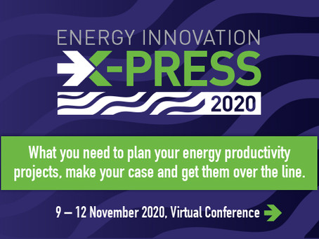 A2EP Energy Innovation X-press 2020