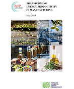 Cover - Transforming EP in manufacturing