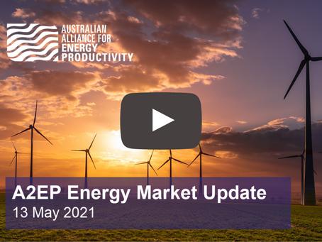 WATCH: A2EP Energy Market Update