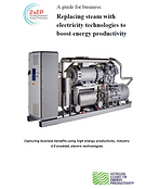 Cover - Replacing steam in manufacturing