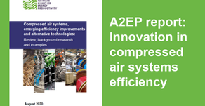 A2EP explores compressed air innovation for NSW Department of Planning, Industry and Environment