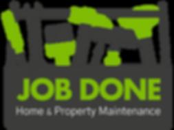 Job Done Home & Property Maintenance logo