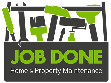 Job Done Home & Property Maintenance logo