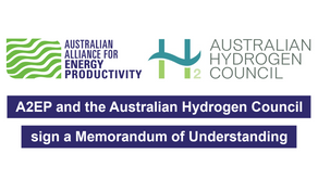 A2EP signs MOU with the Australian Hydrogen Council