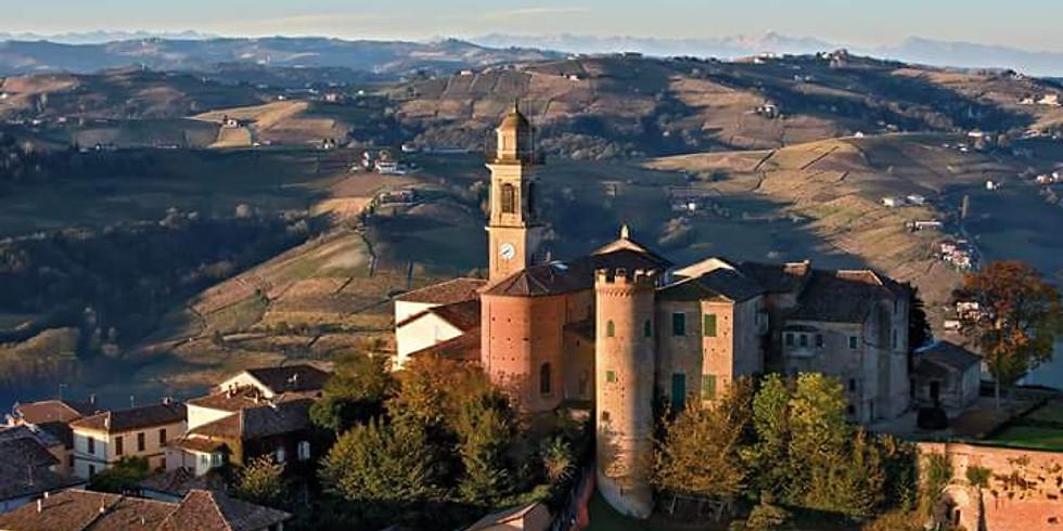 Escursione in Bicicletta al Castello di Calosso