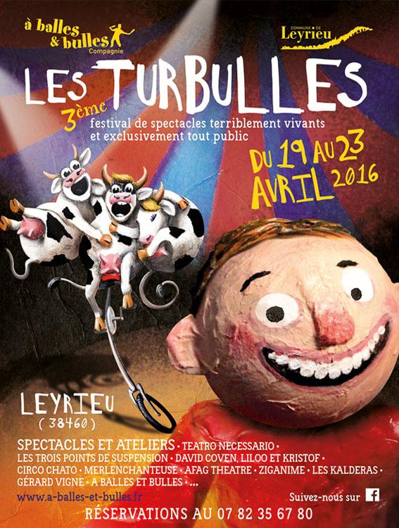 Festival Turbulles 2016