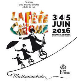 La fête du cirque 2016