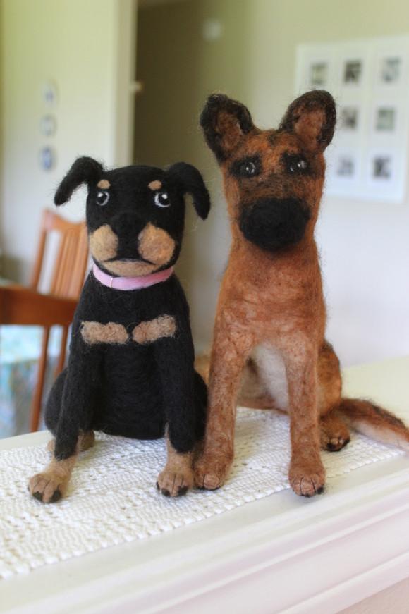 Dog Pair