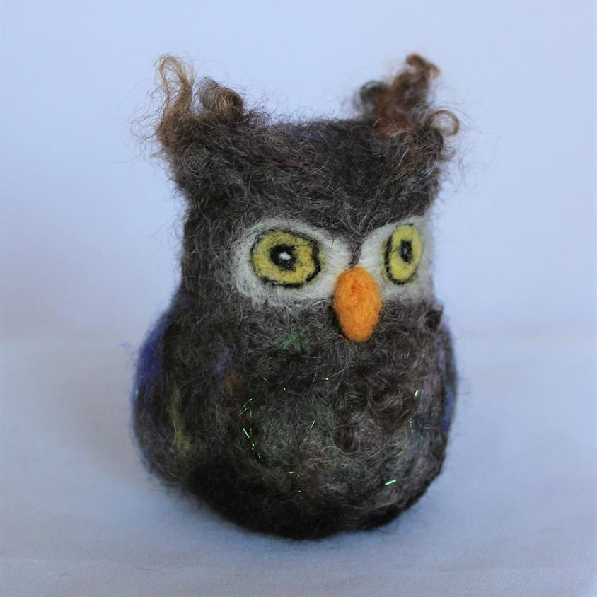 Autumn Owl Workshop