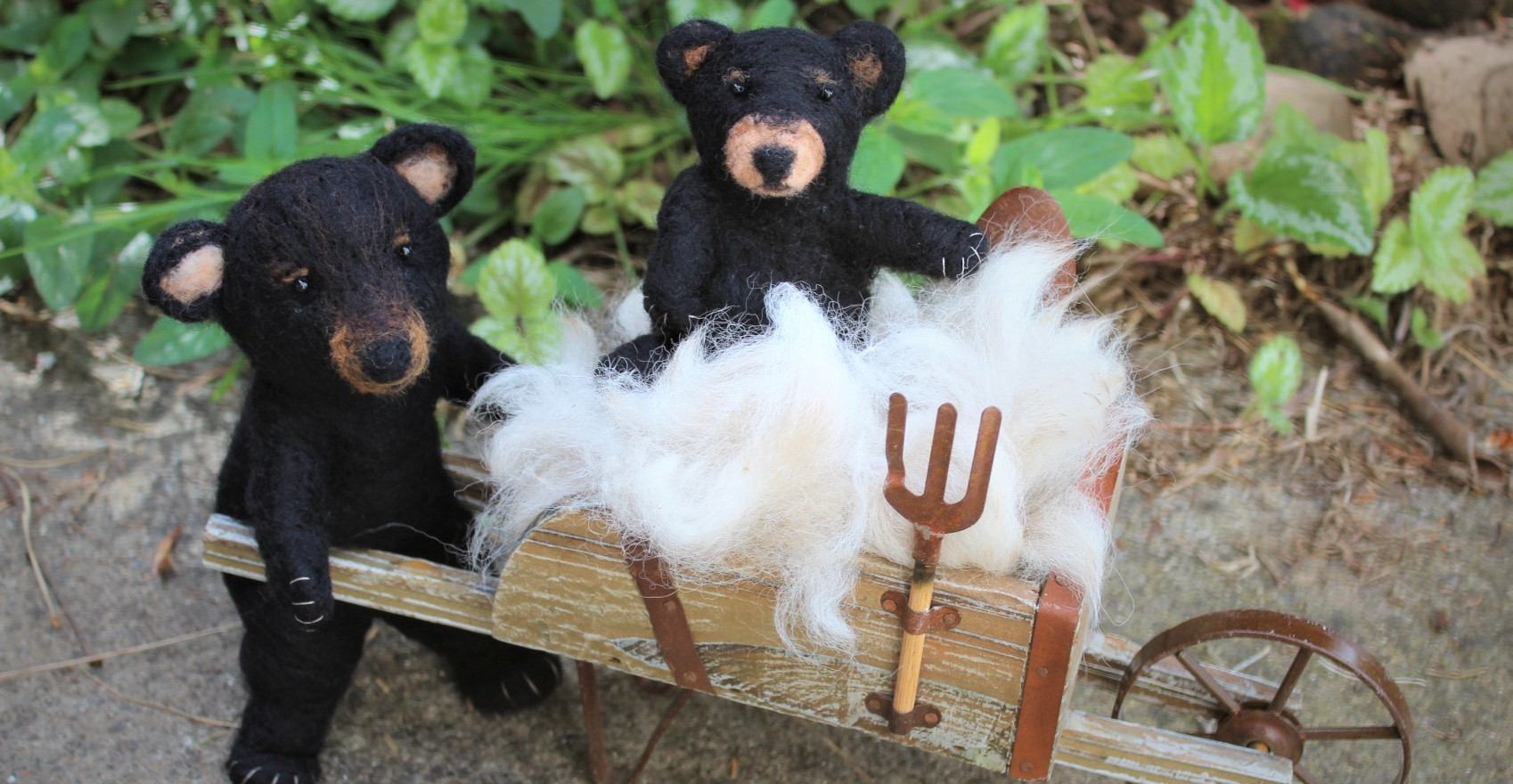 Busy Bears