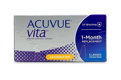 Acuvue Vita for Astigmatism - 6 Pack