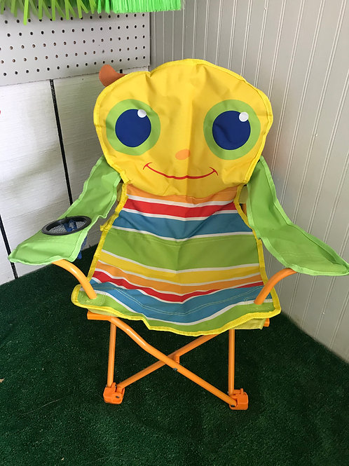 Giddy Buggy and Cutie Pie Camping Chairs