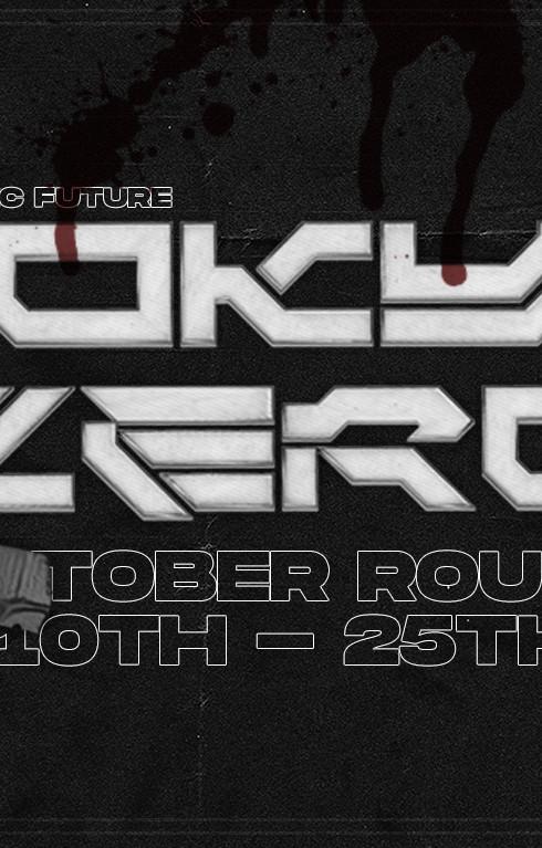 🎃 Tokyo Zero - Scarytober - Round 2 - On Secondlife🎃