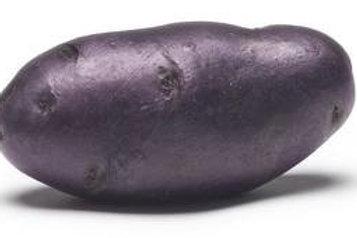 All Blue Potatoes