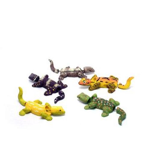 Medium Gecko Bobblehead