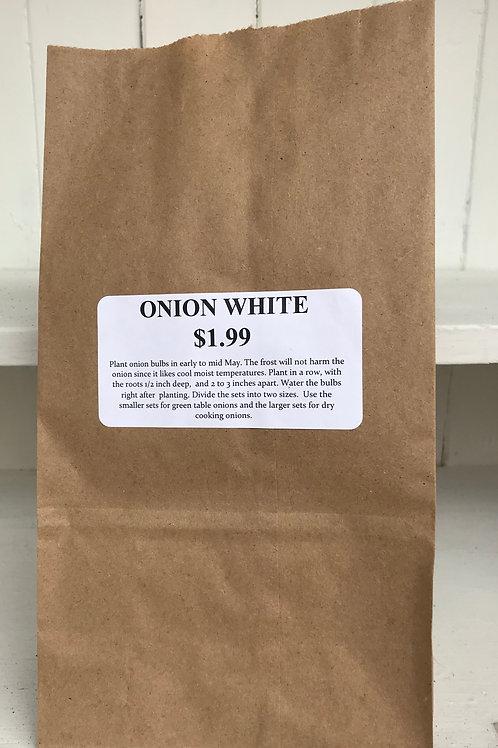 Onion Sets (Large Bag)