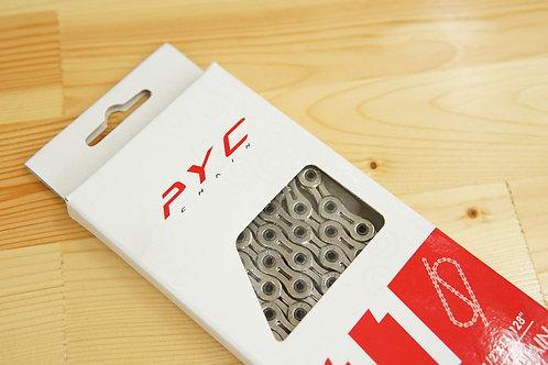 PYC クローム/シルバー SP1101 チェーン