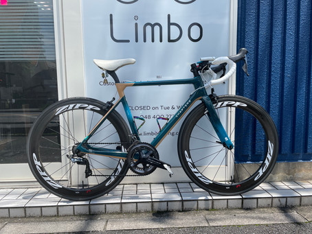 CHAPTER2 TERE  TEAL + GREEN ご納車しました