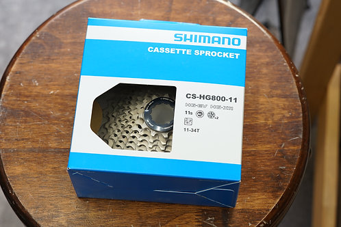 SHIMANO CS-HG800 11-34T
