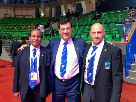 6th International Solidarity Championships - Tashkent UZB