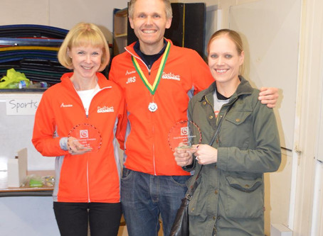 Success for Dashers in Berkshire Road Running Series