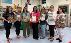 Perrine Elementary Hispanic Day