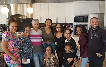 Evelyn Lozada Family Reunion
