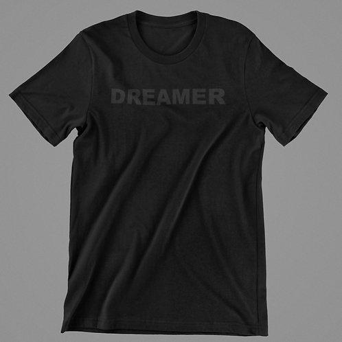 DREAMER (BLACK ON BLACK)
