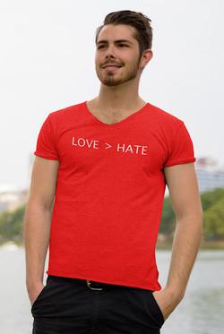 LOVE HATE SLIDESHOW