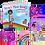 Thumbnail: Nova's Pink Boots Board Book + 8x10 Art Print