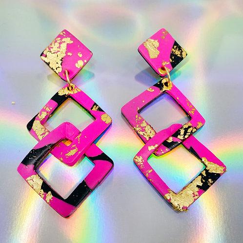 Electrify Handmade Clay Earrings 31