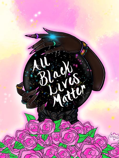 #AllBlackLivesMatter